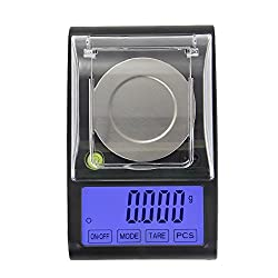 50g/0.001g Digital Scale Weight Milligram Scale Jewelry Balance Gram Scale