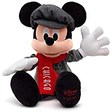 Disney Store Mickey Mouse Chicago Mediano Peluche