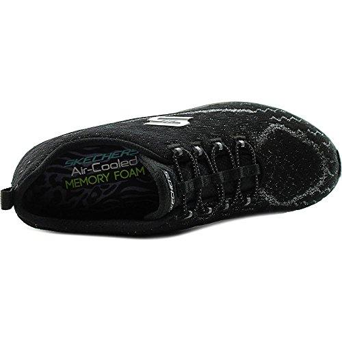 Sport scarpe per le donne, colore Bianco , marca SKECHERS, modello Sport Scarpe Per Le Donne SKECHERS EZ FLEX 30 ESTRELLA Bianco Schwarz/Weiß