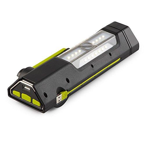 Goal Zero Torch 250 - Linterna (Linterna de mano, Negro, Verde, LED, 250 lm, 4000 K, Blanco cálido)
