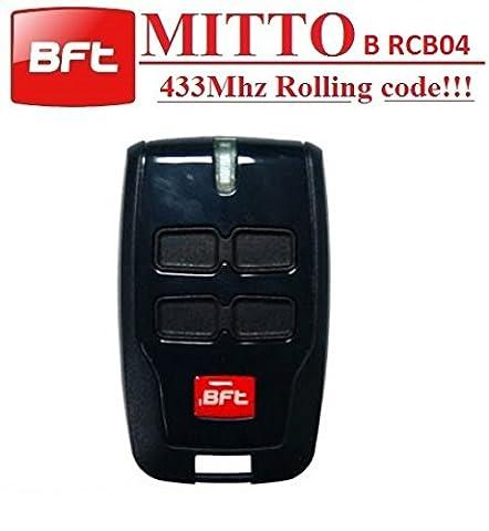 Telecommande Bft 02 - BFT B RCB04 - Télécommande, 433,92Mhz, 4