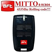 BFT Mitto B RCB04R14-Canales Destancia uzaktan kumanda, 433,92MHz Rolling Code. Yeni Version BFT MITTO4. Yüksek kaliteli