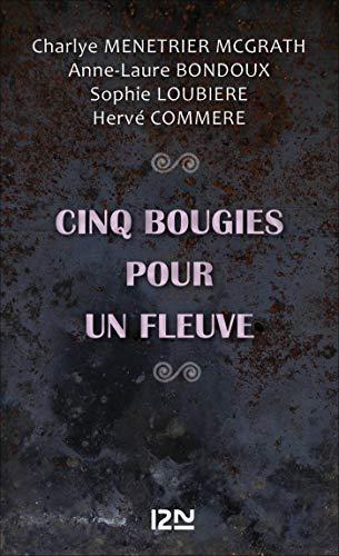 Couverture du livre Cinq bougies pour un Fleuve