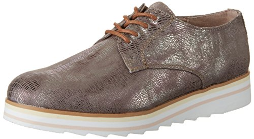 Tom Tailor Damen 2790407 Derby Gold (bronzo)