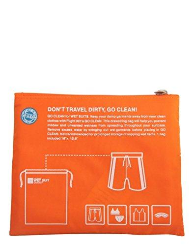 Flight 001 - Portatrajes de viaje Naranja naranja