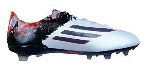 Messi 10.1 FG Noir/Blanc Multicolore