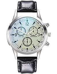 Bonitos Relojes Elegantes Relojes de Lujo Reloj de Cuarzo Reloj deReloj de Pulsera analógico de Informal