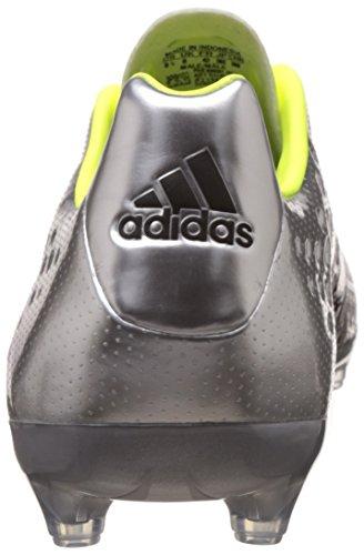 Adidas - Ace 16.2 fg grise pro - Chaussures football moulées Argent - silver met./core black/solar yellow