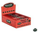 Adonis Low Sugar Bar - Barre aux Noix de Pécan et au Cacao Sans Sucres Ajoutés | 100% Naturelle, Faible teneur en Sucre et Glucides, Sans Gluten, Vegan, Paleo, Superfood (25 barres)