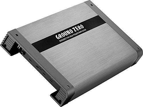 Ground Zero gzra 2255 x – Amplificateur 2 canaux
