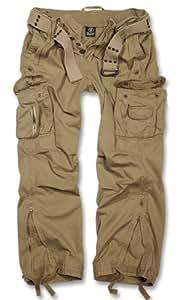 Brandit Royal Vintage Trousers Freizeithose - Beige S