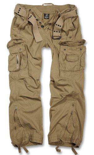 Brandit B-1002 Pantalon cargo Royal Vintage Beige