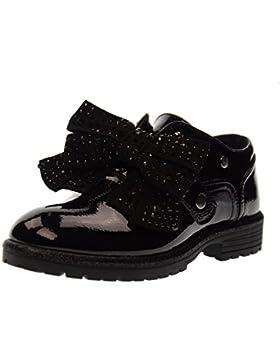 GIOSEPPO clásica chica zapatos 41494 NEGRO
