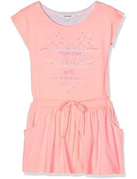 3 pommes Mädchen Kleid Neon Beach