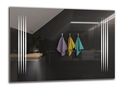 Espejo LED Premium   Dimensiones Espejo 70x50 cm
