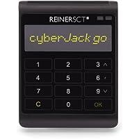 Reiner SCT Der Chipkartenleser für sicheres, mobiles Onlinebanking  inkl. Finanzsoftware WISO Mein Geld Professional 2014
