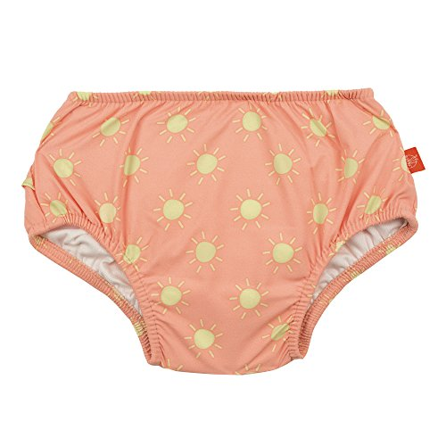 Lässig 1431001803 Baby Swim Diaper Schwimmwindel, Sun, 24 Monate, orange