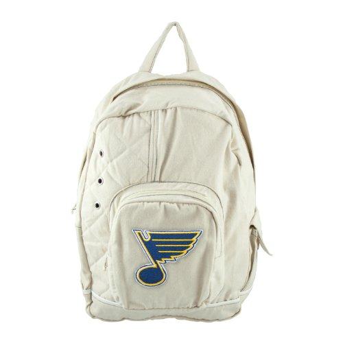 nhl-st-louis-blues-old-school-backpack-brown