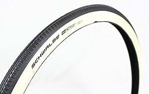 """SCHWALBE HS 110 20 - 22 pouces (Design: 22"""" (37-489) Noir Blanc) Pneu vélo"""