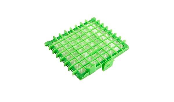 Filtro ZR002901 Accessori per la casa Ricambi HEPA Parti diritte Aspirapolvere Durevole verde