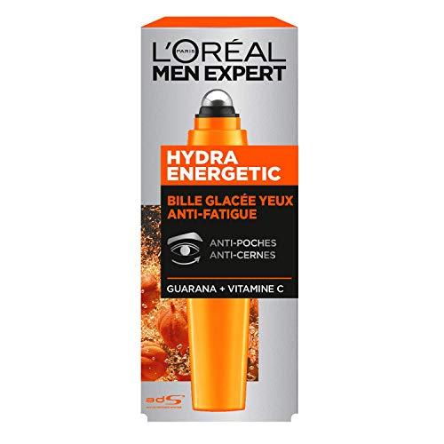 L'Oréal Men Expert - Bille Anti-Cernes & Anti-Poches pour Homme - Hydra Energetic - 10 ml