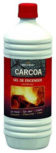 Carcoa Fuego 03190 Gel de Encendido 0