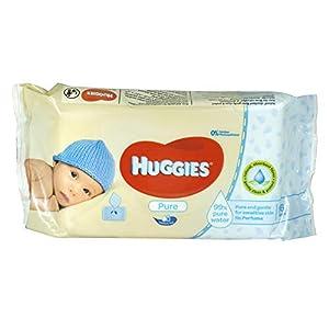 Huggies Pure feuchte Tücher Probe