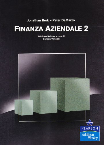 Finanza aziendale: 2