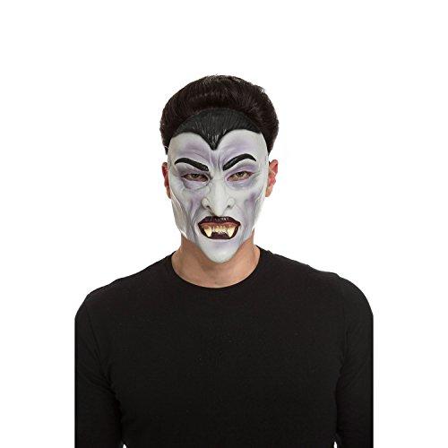 viving Kostüme viving costumes204550Dracula Maske (One (Dracula Kostüme Kid)