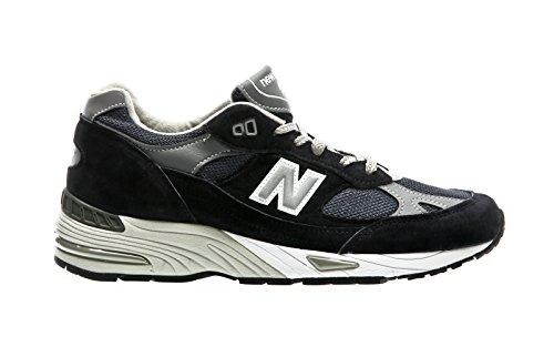 New Balance 991 M991-nv Homme Chaussures Bleu