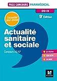 Pass'Concours Actualité sanitaire et sociale - AS-AP 2019 - Révision et entraînement