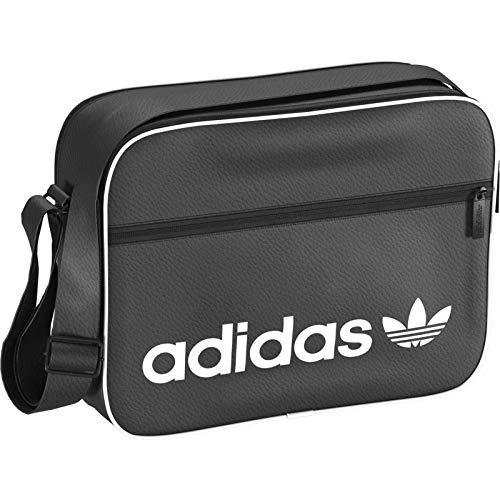 adidas DH1002 Sac Mixte Adulte, Noir (Negro), 24x15x45...