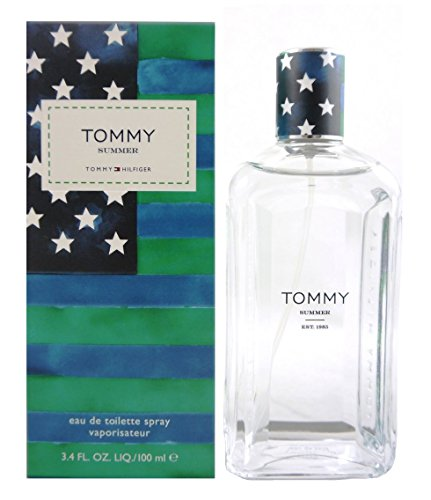 Tommy Summer 2016 Eau de Toilette 100ml (Von Tommy Men Hilfiger Cologne)