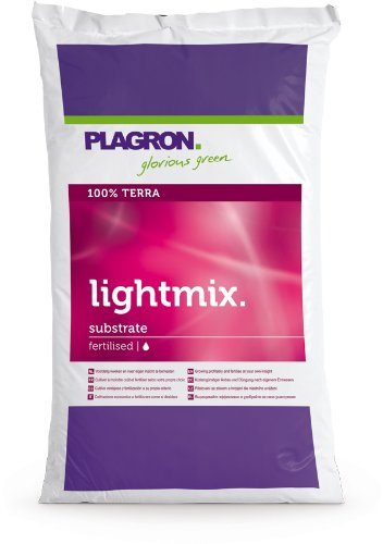 Plagron Light Mix Substrat de culture 50 L