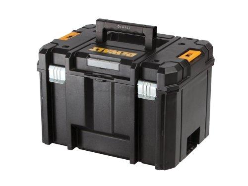 DeWALT TSTAK Box VI DWST1-71195 Tool Box Werkzeug Koffer mit Einlage für DCD795 + DCH253 + DCS331 +...
