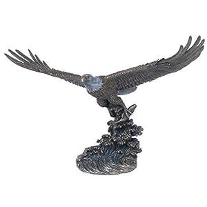 Große Adler Figur fängt Fisch - Weißkopfseealder Veronese