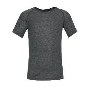 Bergson Kinder Sportunterwäsche Ben – Hochfunktionell, warm, schnelltrocknend, atmungsaktiv, antibakteriell ausgerüstet, dryprotec Ausstattung