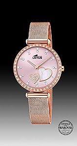 Reloj Lotus Mujer 18620/2 Colección Bliss Swarovski