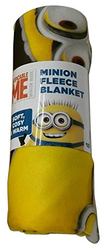 Image of In Phase MVT1 Offical Minions Travel Blanket