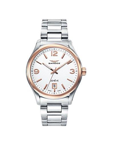Reloj Suizo Sandoz Hombre 81425-95 Casuel