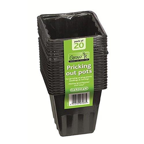Repiquage Pots 20 par paquet