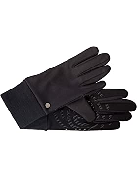 Modische Touch Handschuhe Damen schwarz von Roeckl! Praktische Universalgröße