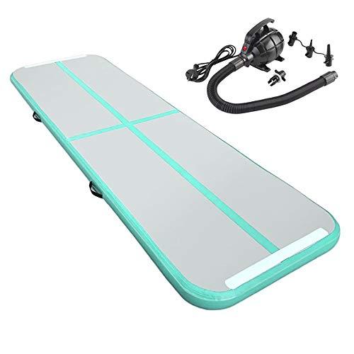 Deyace elektrische Luftpumpe, Luftmatratze-Pumpe für aufblasbare Aufblasbare Pool-Floß-Bett-Boot-Übungs-Ball, Schnellfüller-Aufblasgerät Deflator mit 3 Düsen, 110-120 Volt
