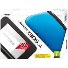 Nintendo 3DS XL–Konsole, Blau/Schwarz
