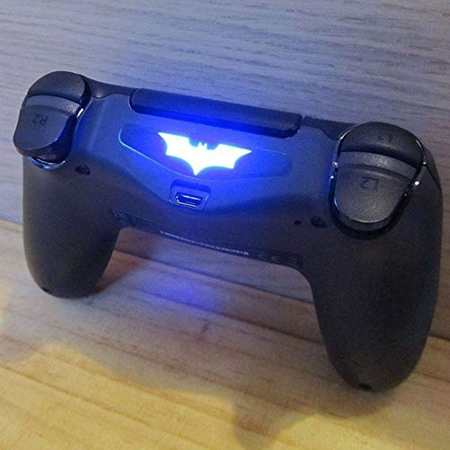 Kreative Bat Aufkleber für Playstation 4 Game Controller Lichtleiste LED Aufkleber