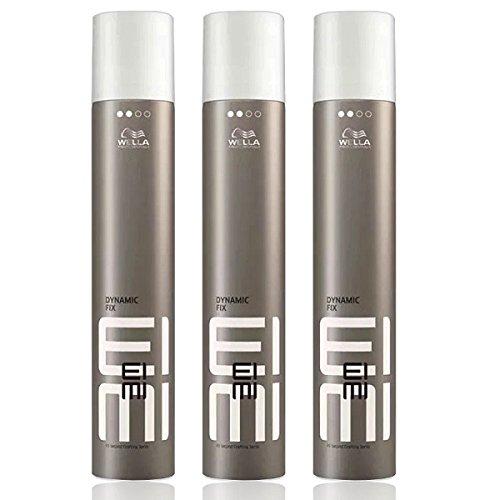 Wella Eimi Dynamic Fix-45 Sek.Haarspray Deutsche Ware 3x500ml Wella Haarpflege-produkte