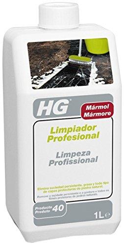 HG detergente professionale per il marmo, 1 l
