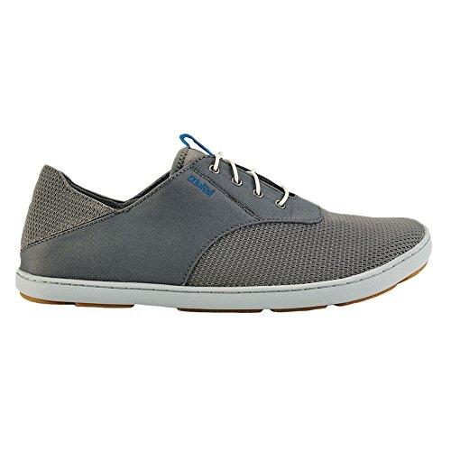 OluKai Nohea Moku Shoes - Mens Anthracite