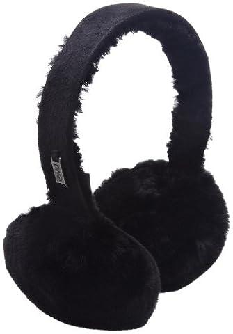 Emu Australia Women's Angahook Earmuffs Black One Size