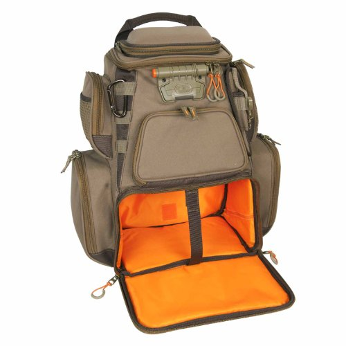 WILD RIVER WN3604 NOMAD TACKLE BAG LIGHTED BACKPACK W/O TRAYS